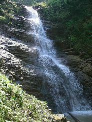 Лужковский водопад
